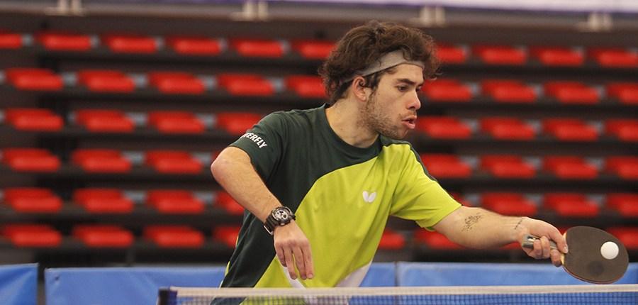 70e604c4e Una nueva demostración del alto nivel técnico que poseen nuestros jugadores  se dio en la última versión del Campeonato Nacional de Para-tenis de mesa