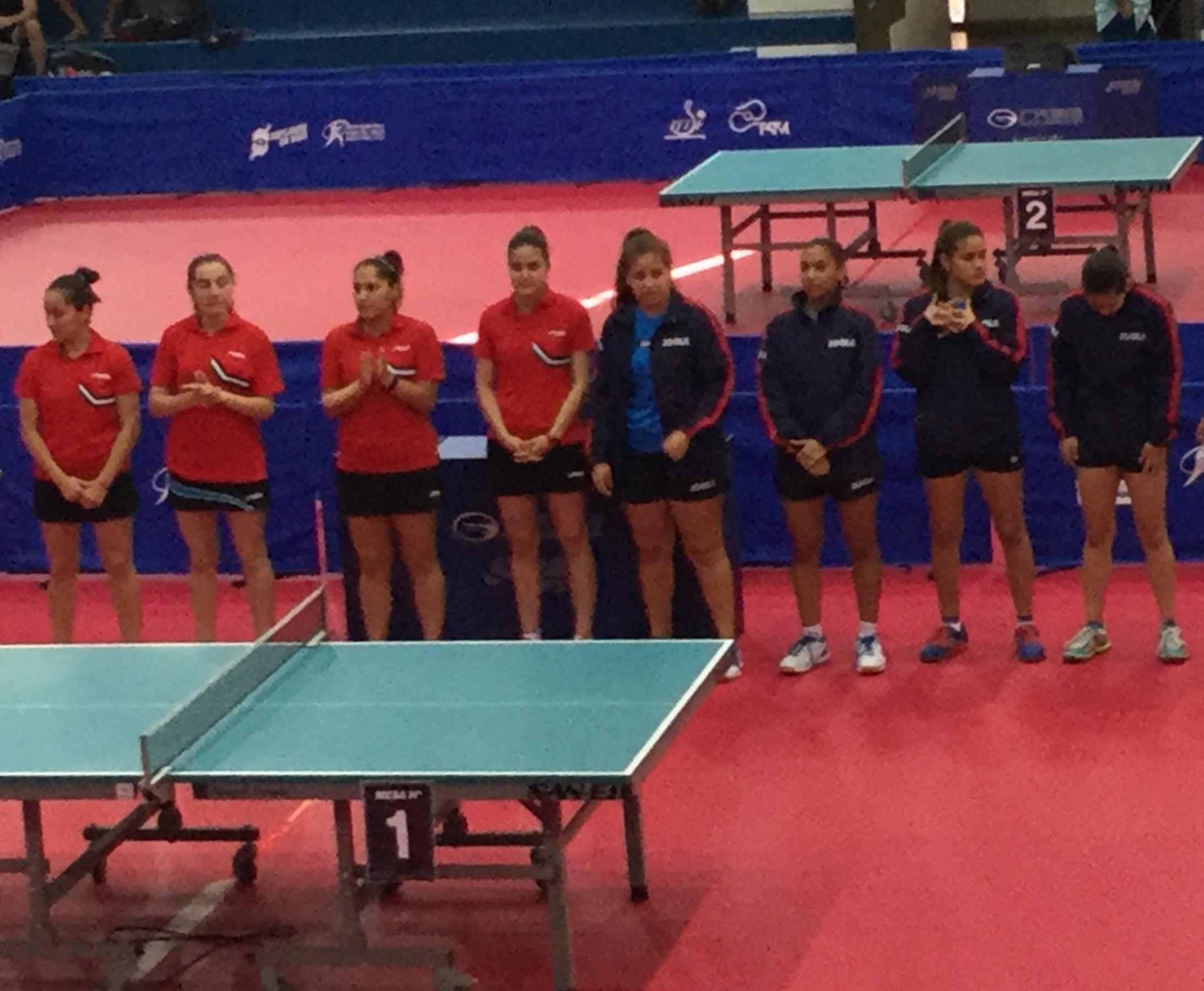 Selección femenina derrota a Venezuela y se instala en la final del clasificatotio