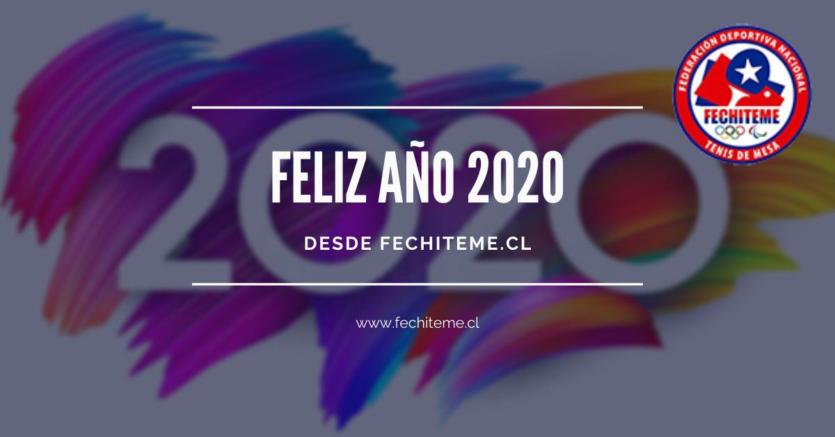 FELIZ AÑO NUEVO, DESDE FECHITEME.CL