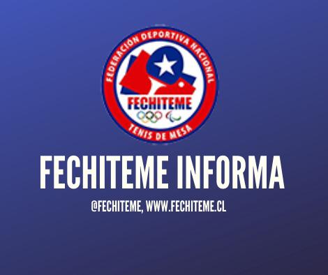 FECHITEME INFORMA PAUSA DE SEMINARIOS