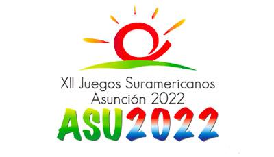 Los XII Juegos Suramericanos Asunción 2022 levantarán el telón en octubre del 2022