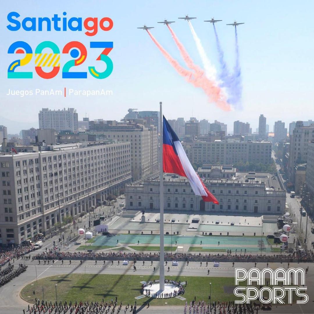 ¡COMIENZA LA CUENTA REGRESIVA ATRÁS DE TRES AÑOS PARA LOS JUEGOS PANAMERICANOS DE SANTIAGO 2023!
