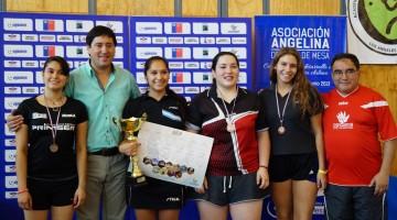 OPEN de Verano Angelina 2017 - Campeonas TC