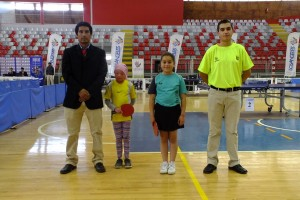 CNI Mini, Peneca, Preinfantil 2017-1 - Final Mini Damas 01