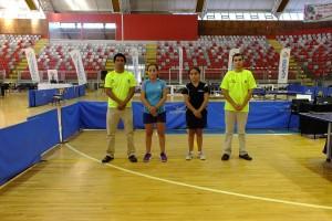 CNI Mini, Peneca, Preinfantil 2017-1 - Final Preinfantil Damas 01