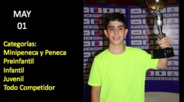 Abierto Talca a beneficio - Funes Open 2017 (extracto)