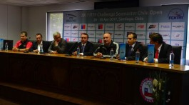 Lanzamiento Pro Tour Chile Open de Tenis de Mesa 2017-2