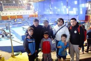 Menores La Pintana 2017 - Delegación Punta Arenas