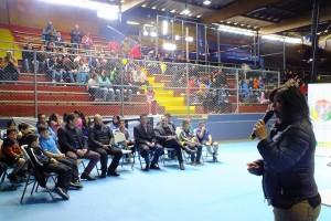 Menores La Pintana 2017 - Discurso Alcaldesa