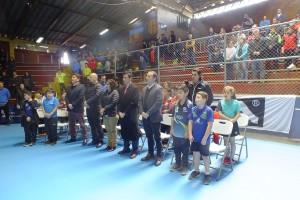 Menores La Pintana 2017 - Himno Nacional