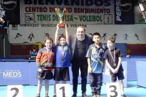 Menores La Pintana 2017 - Podio Mini V