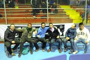 Menores La Pintana 2017 - Staff LP 02