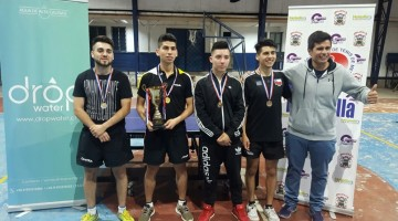 OPEN Verano Melipilla 2018 - Podio Todo Competidor Varones