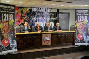 Lanzamiento Sudamericano 2